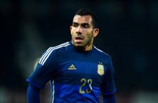 'Different Tevez' in extra training to shed weight