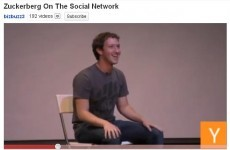 Zuckerberg responds to The Social Network (video)