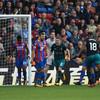 Crystal Palace make unwanted history as Davis ruins Hodgson's debut
