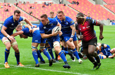 Leinster power past Southern Kings in first-ever Pro14 clash on South African soil