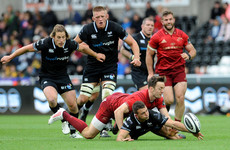Valuable win in Wales keeps undefeated Munster on top