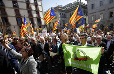 'We will not be intimidated': 700 Catalan mayors support holding independence vote