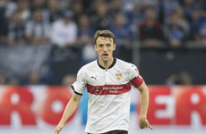 Stuttgart captain swallows tongue, saved by doctor