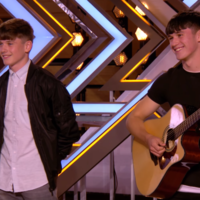 Two busking brothers from Wicklow absolutely wowed the judges on The X Factor last night