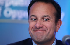 Fine Gael is riding high in the latest opinion poll