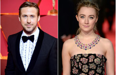 Ryan Gosling thinks Saoirse Ronan is 'Meryl Streep reborn'