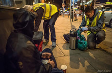 Homeless organisation came across three overdoses on Dublin streets last night