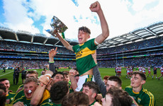 'Words can't actually describe it to be honest': David Clifford on scoring 4-4 in All-Ireland minor final