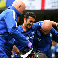 Antonio Conte hopeful that Pedro injury is 'not serious'