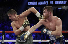 Judge stood down after 'terrible' Canelo decision leaves Golovkin fuming