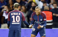 Star-studded PSG need two late own goals to maintain 100% start