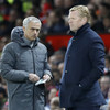 Koeman takes swipe at Mourinho after 'top four' claim