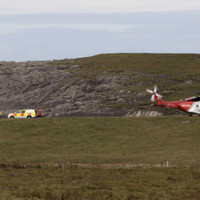 Heavy fog hampering search for fisherman swept into sea in Clare