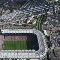 The Gardaí just shared a sensational aerial shot of the All-Ireland final just before throw-in