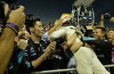 Senna helped me to shock win, says Hamilton