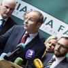 Fine Gael are on a collision course with Fianna Fáil over the USC