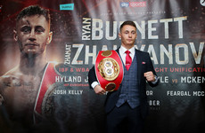 Ryan Burnett's world title unification fight in Belfast gets massive U.S. TV platform