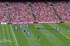 Analysis: The switch in Cluxton's kickout strategy, O'Connor's free-taking and Dublin turn the screw