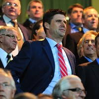 Time to say goodbye: Niall Quinn parts ways with Sunderland