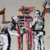 Two new Banksy murals have appeared in London