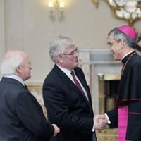 Tánaiste: We're not going to reverse Vatican embassy decision