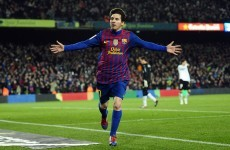 Unstoppable: Messi scores 4 as Barca hammer Valencia