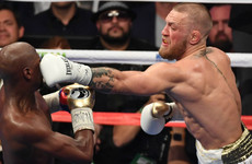 Foreman 'awfully surprised' by McGregor's boxing but doesn't expect him back in ring