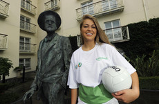 Putting her soccer career on hold to chase All-Ireland senior glory with Mayo