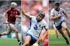 Here are the players who make the shortlist for the Hurler of the Year awards