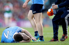 Bohan backs clubmate McCaffrey to bounce back from cruciate knee ligament damage