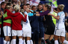 Dropped striker Eni Aluko slams 'selfish' England over celebrations