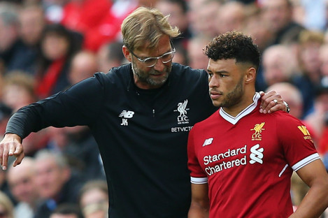 Klopp has backed Oxlade Chamberlain to be a success at Liverpool.