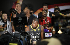 NBA star Kevin Durant sorry for 'idiotic' tweets