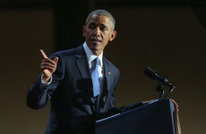 Barack Obama is delivering speeches on Wall St for $400,000