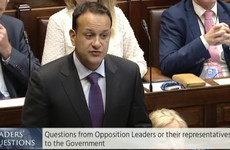 As it happened: As Dáil returns, Taoiseach says homelessness 'a stain on our society'