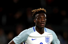 Nigeria look to woo England starlet Abraham
