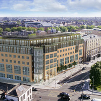 100 temporary jobs as office building at Dublin's Charlemont Place gets facelift