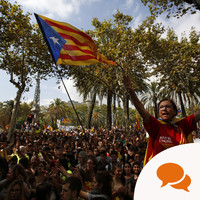 """Catalan independence: 'Ireland came into being as a result of a similar """"illegal"""" action'"""
