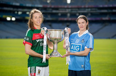 Dublin and Mayo stick to their guns as sides named for All-Ireland triple-header