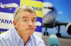 Sorry, Michael O'Leary - you're a long way off being the best-paid Irish airline boss