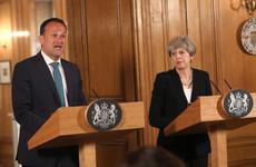Taoiseach speaks to Theresa May ahead of her landmark Brexit speech
