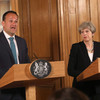Taoiseach speaks to Theresa May ahead of her landmark Brexit speech