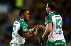 Henshaw relishes prospect of Ireland reunion with 'world class' Bundee Aki