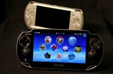 Sony launches new handheld games console - the 'Vita'
