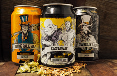These Wexford brewers are making video games and comics to stand out in the craft beer rat race