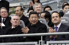 Varadkar says Chinese VP's visit can boost Irish tourism