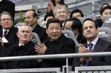 Varadkar says Chinese VP's visit can boost Irish tourism