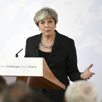 Theresa May proposes two year transition period after Britain leaves the EU