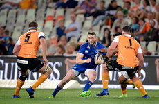 Leinster beaten in South Africa as Cullen's men stunned by the Cheetahs