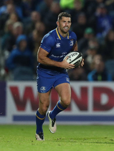 'It's torture and tests your love for the game': Rob Kearney on his injury hell